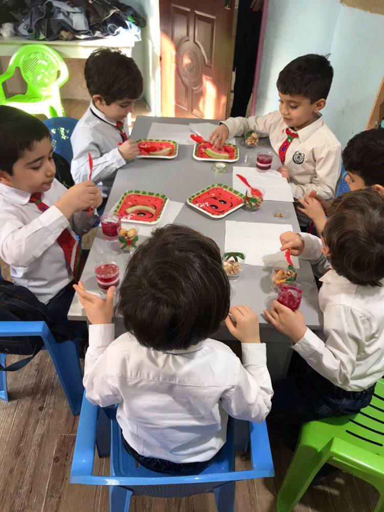 اردوی بازدید از آزمایشگاه دانشگاه شهید رجائی