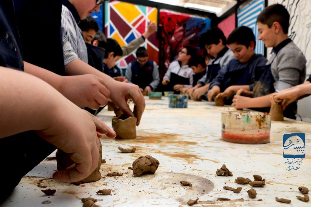 پارک علم و خلاقیت در مدرسه