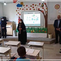 بازدید از مدرسه 4
