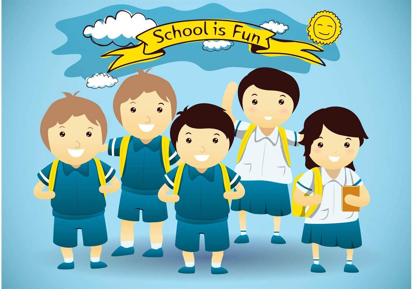 کیف در مدرسه